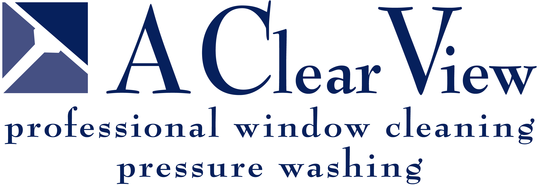 A Clear View logo